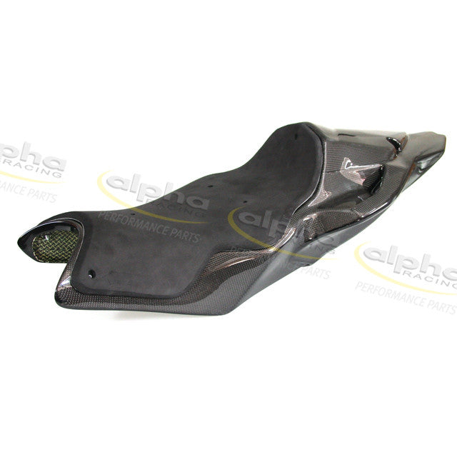 alpha Racing Carbon Long Race Tail for OEM Subframe BMW S1000 RR/HP4 (2012-2014)
