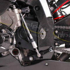 alpha Racing Rearsets for BMW S1000RR/HP4 (2010-2014)