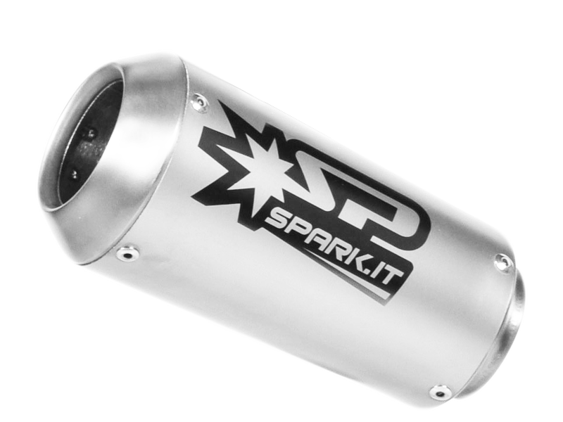 "Spark BMW S1000RR Titanium ""GP"" Slip-On Exhaust (09-14), Part Number: SP-GBM0701T"