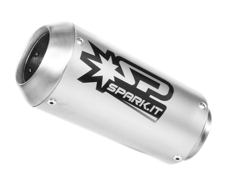 "Spark Ducati Hypermotard 939 / 821 Titanium ""GP"" Slip-On Exhaust, Part Number: SP-GDU1806T"