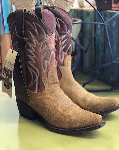 "JUNK GYPSY ""DIRT ROAD DREAMER"" BOOT - Coyote Blu"