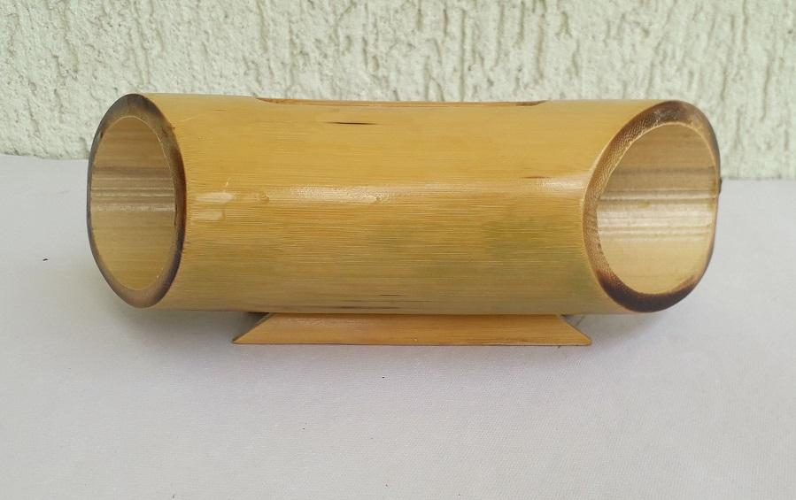 Bamboo Mobile Speaker - Sound amplifier - indic inspirations