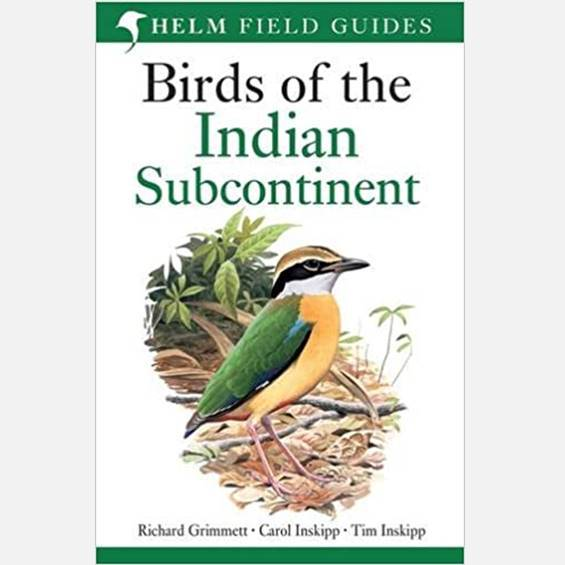 Birds of the Indian Subcontinent - Books - indic inspirations
