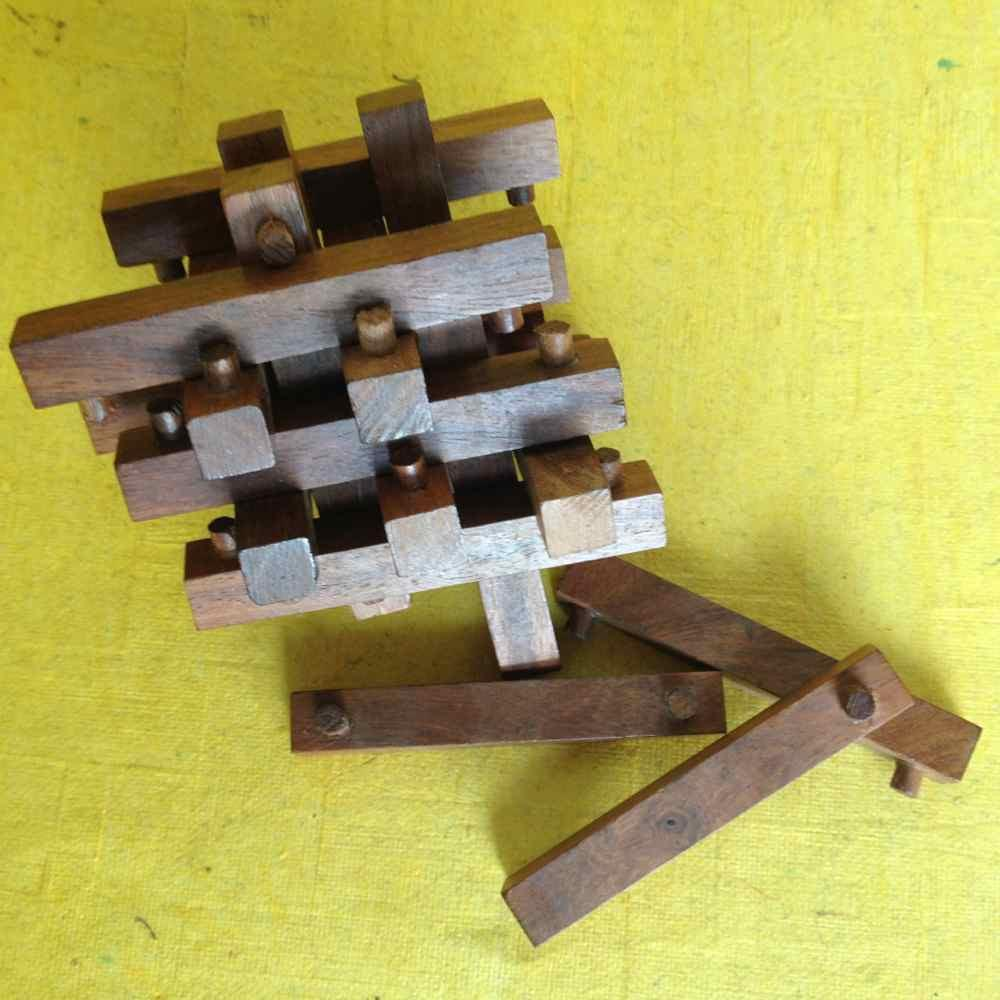 Building Puzzle - puzzles - indic inspirations