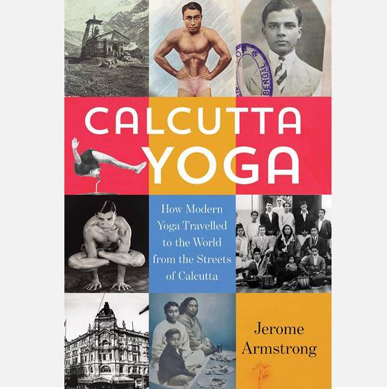 Calcutta Yoga - Books - indic inspirations