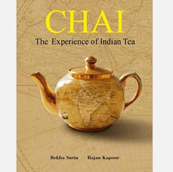 Chai: The Experience of Indian Tea - Books - indic inspirations