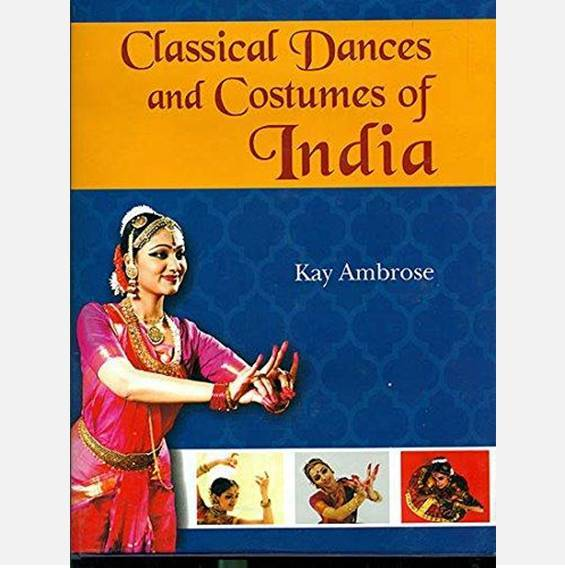 Classical Dances of India - Books - indic inspirations