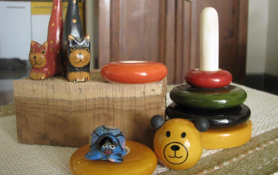 CUBBY - STACKER - Wooden Toys - indic inspirations