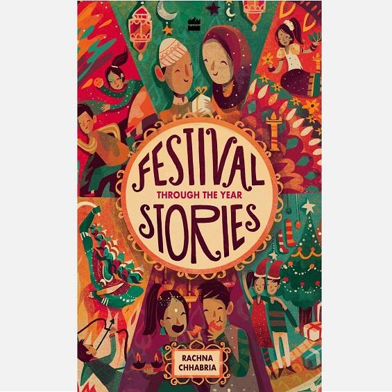 Festival Stories: Through the Year - Books - indic inspirations