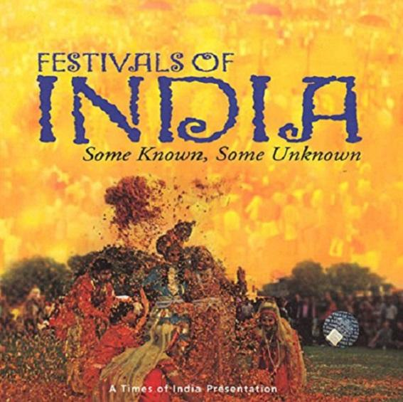 Festivals of India, Some Known - Some Unknown - Books - indic inspirations