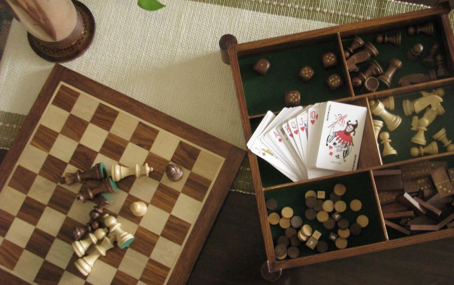 Five Favorite Games - Board Games - indic inspirations