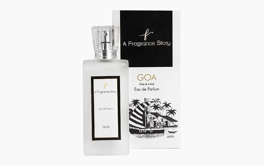 Goa Fragrance - Fragrances - indic inspirations