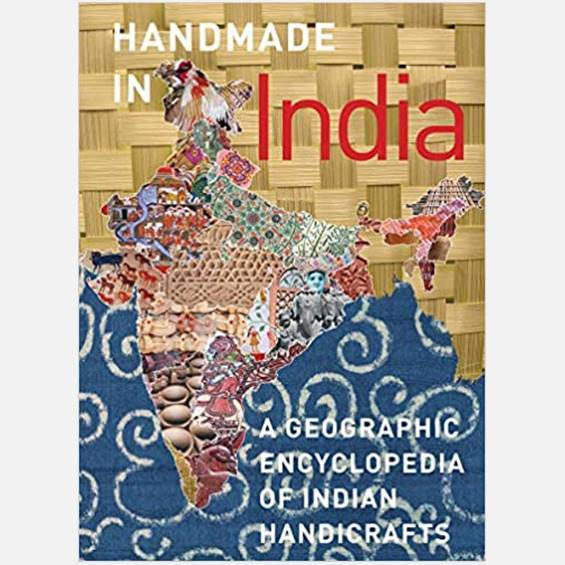 Handmade in India - Books - indic inspirations