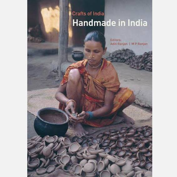 Handmade in India: Crafts of India - Books - indic inspirations