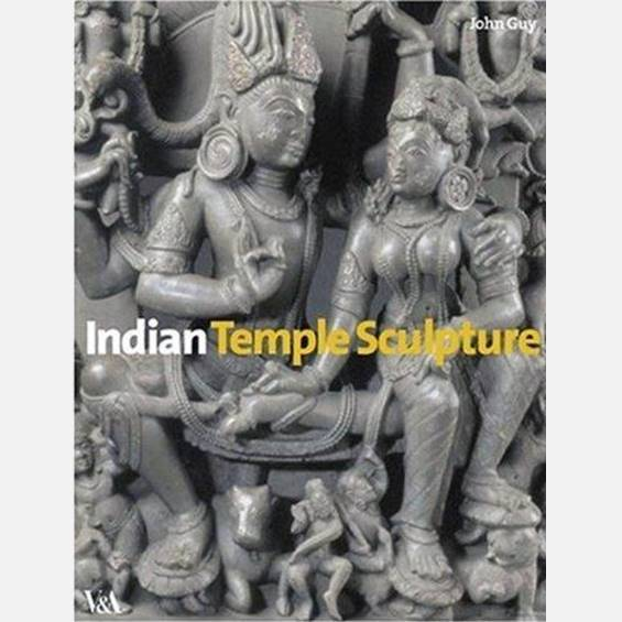 Indian Temple Sculpture - Books - indic inspirations
