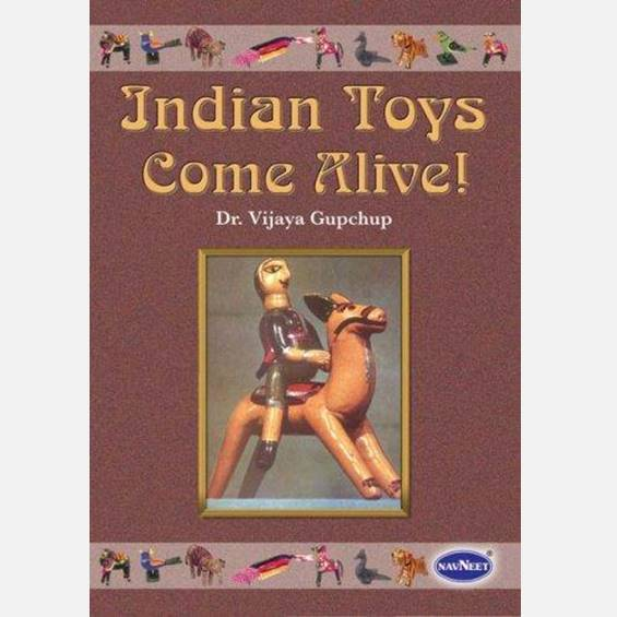 Indian Toys Come Alive - indic inspirations