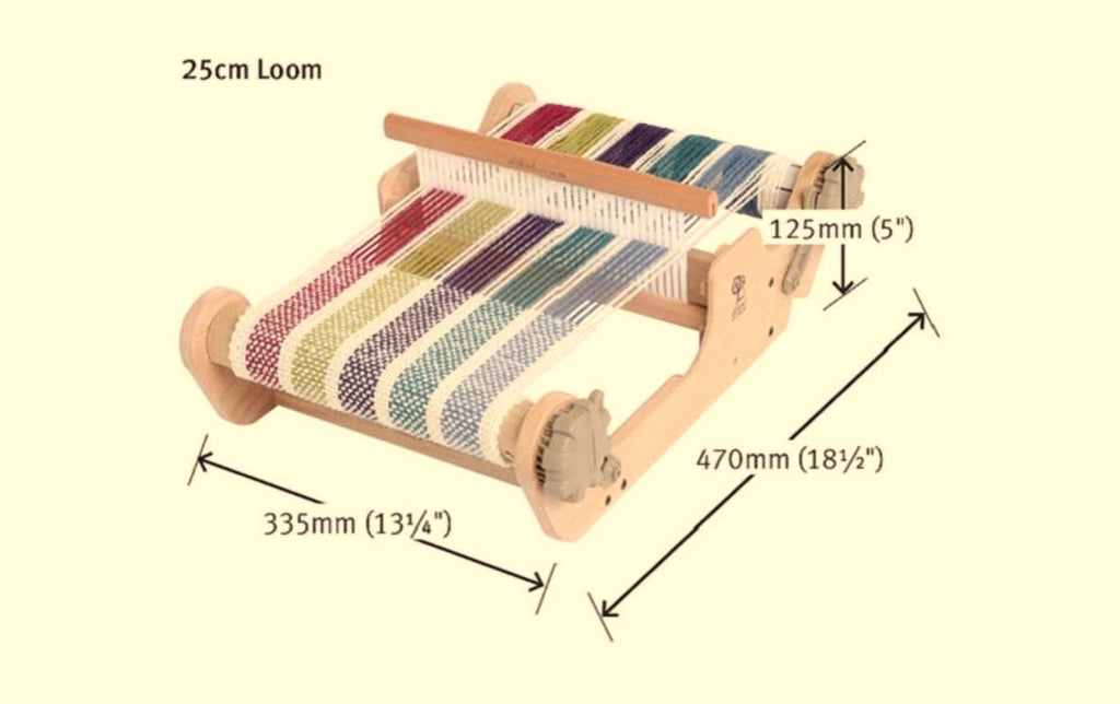 INDIAN WEAVING LOOM - Horizontal - Weaving looms - indic inspirations