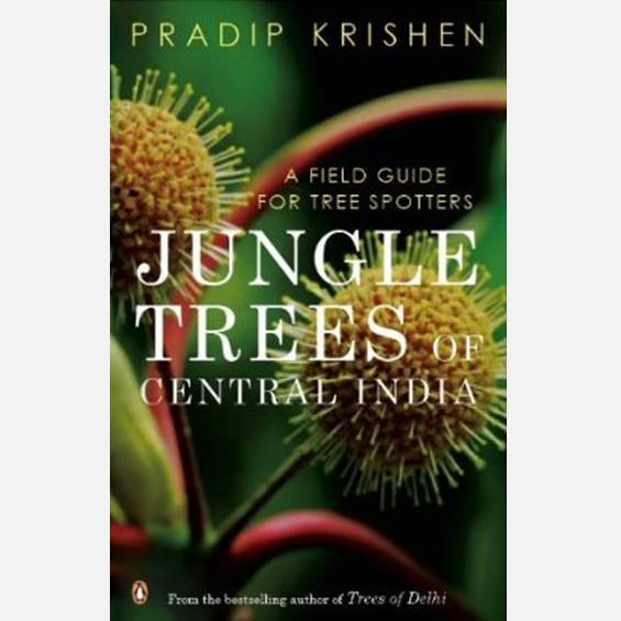 Jungle Trees of Central India - Books - indic inspirations