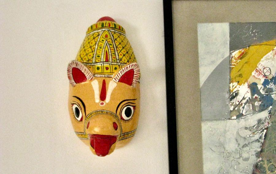 KALKI MASK - Masks - indic inspirations