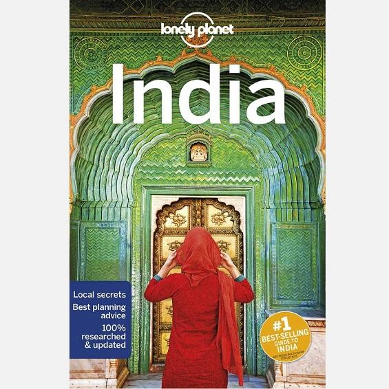 Lonely Planet India (Travel Guide) (Country Guide) - Books - indic inspirations