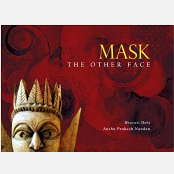 Mask - The Other face - Books - indic inspirations