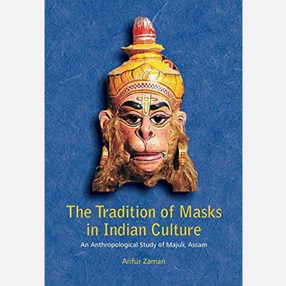 Masks in Indic Culture - Books - indic inspirations
