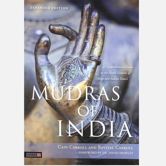 Mudras of India - Books - indic inspirations