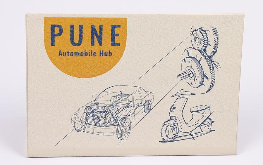 Pune :: Automobile Hub - City souvenirs - indic inspirations