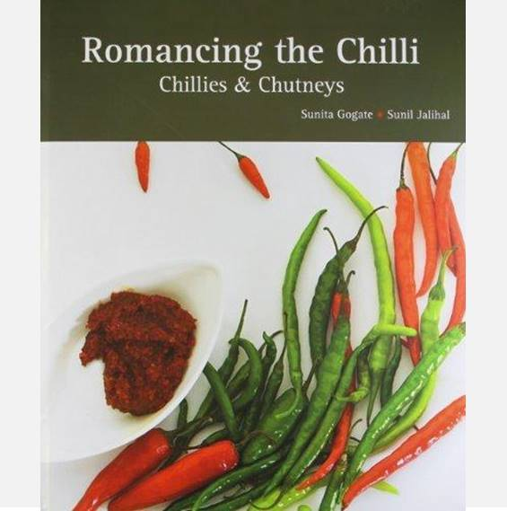 Romancing the Chilli - Books - indic inspirations