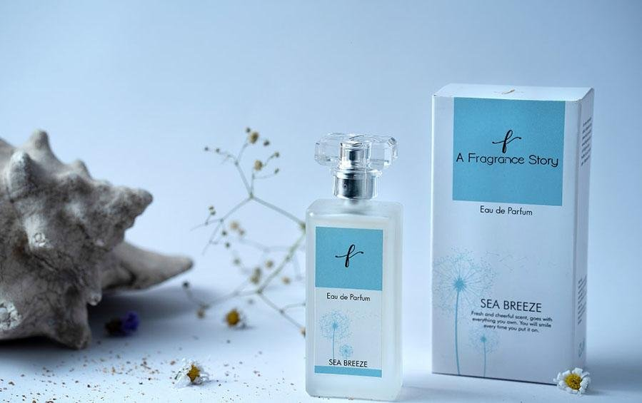 Sea Breeze Fragrance - Fragrances - indic inspirations