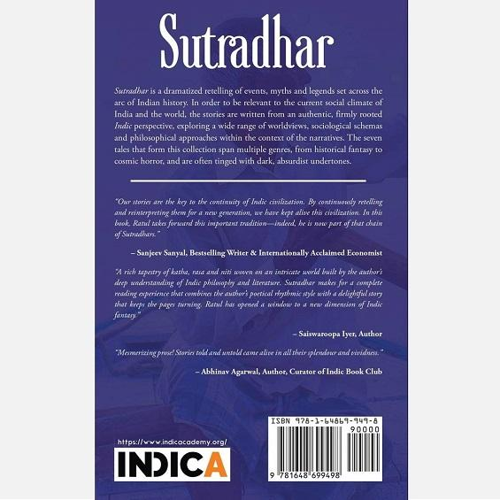Sutradhar - Books - indic inspirations