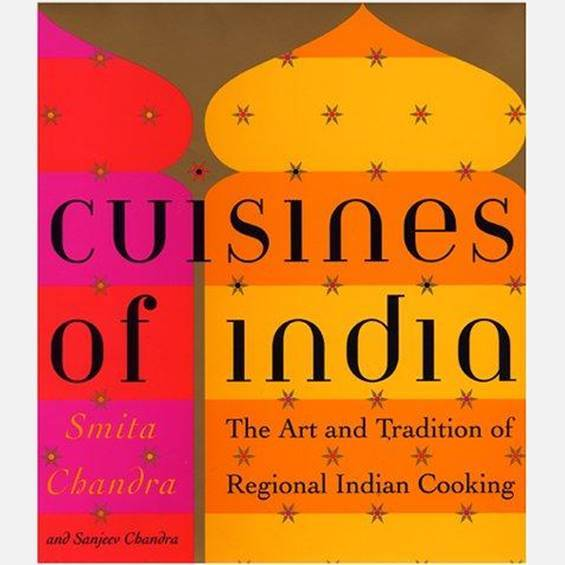 The Cuisines of India - Books - indic inspirations