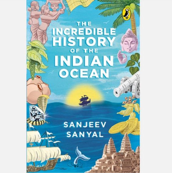 The Incredible History of the Indian Ocean - Books - indic inspirations