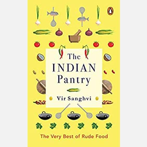 The Indian Pantry - Books - indic inspirations