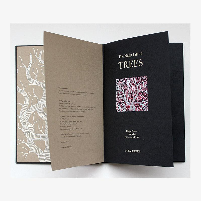 The Night Life of Trees - Books - indic inspirations