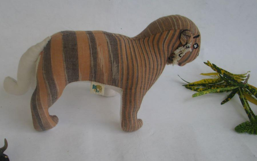 Tipu - the Bengal Tiger - Soft Toys - indic inspirations