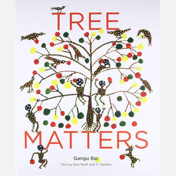 Tree Matters - Books - indic inspirations