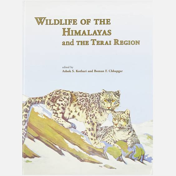 Wildlife of the Himalayas - Books - indic inspirations