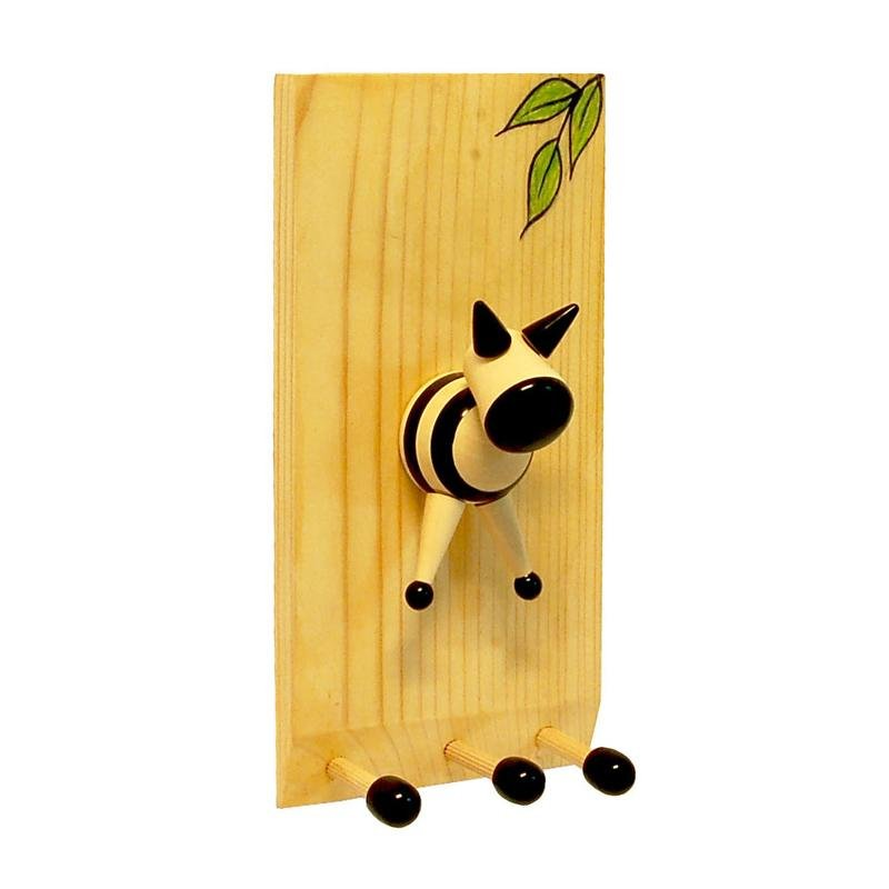 Zebra Key Ring Holder - Key holders - indic inspirations