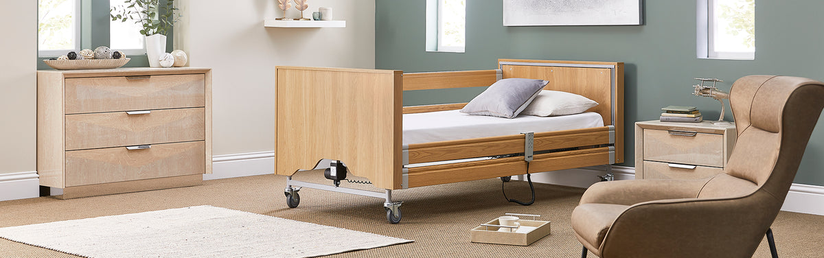 Classic Care Bed Collection Opera