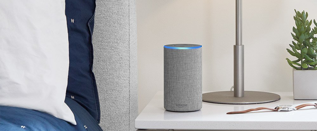 Amazon's Alexa Helps the Elderly and Disabled Live Independently