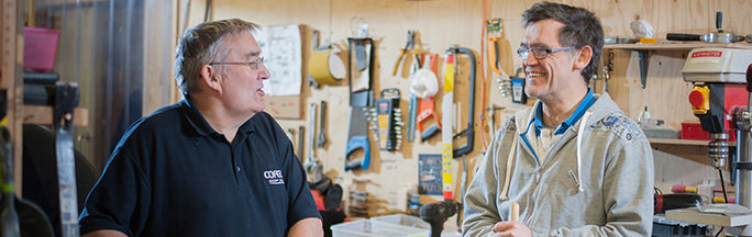 Men in Sheds: A heart-warming community project that is combating loneliness