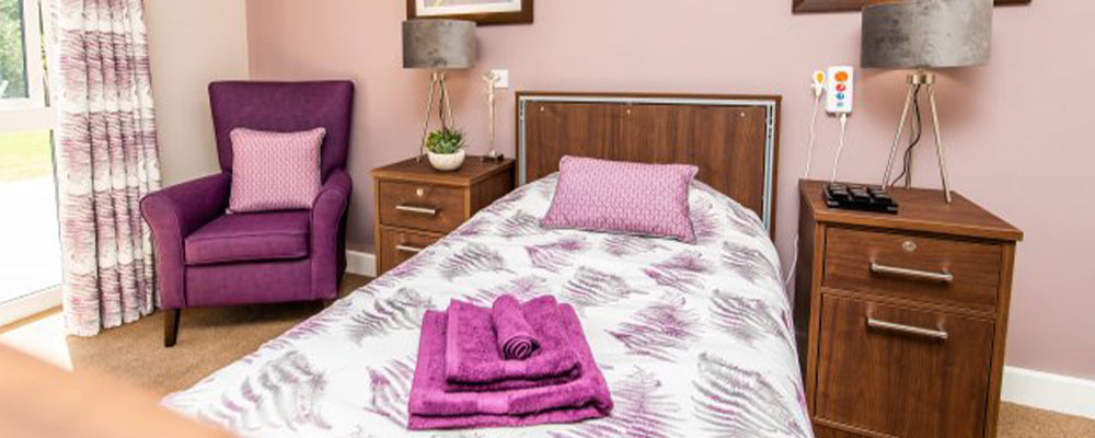 Liberty House Bedroom with Profiling Bed