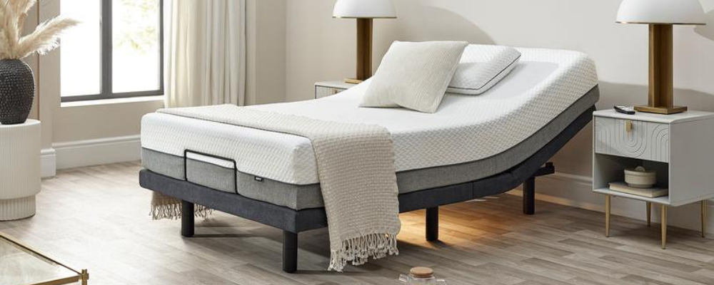Opera Beds Adjustable Motion Beds with Underbed Lighting