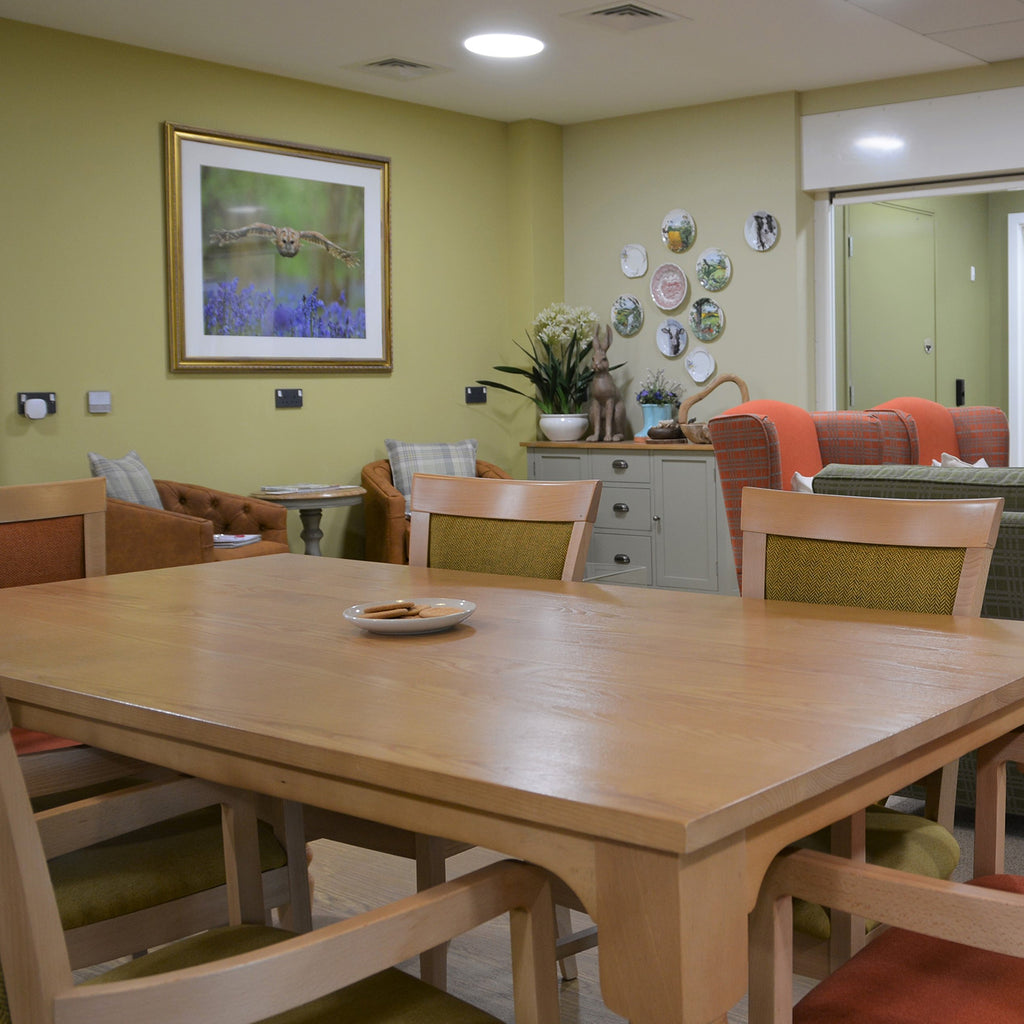 Woodside Dining Area