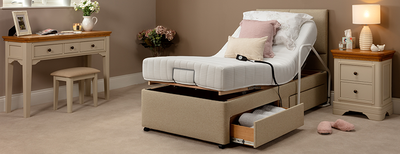 Electric Adjustable Dementia Bed