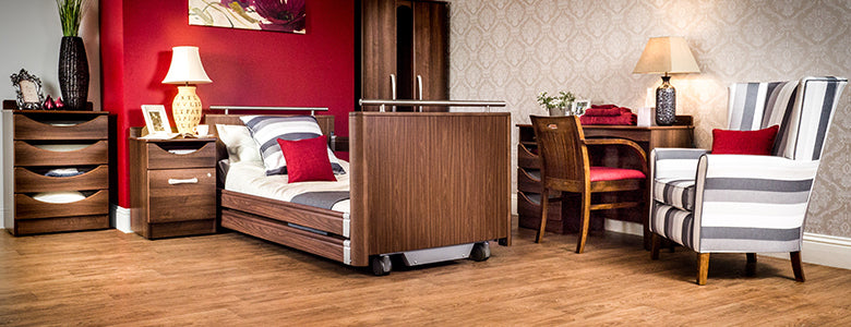 Opera® ProSafe Bed for LCD Douglas House