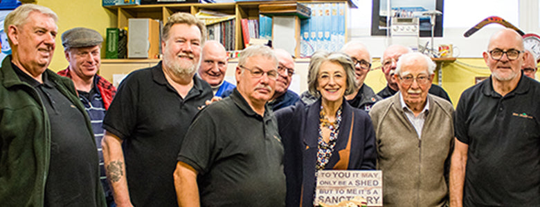 Men in Sheds Hull