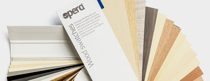 Opera® Wood Swatches