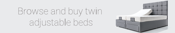 Browse and buy Opera twin/dual adjustable beds
